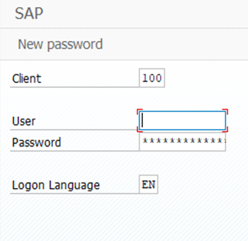 How to manage with copyright window in SAP log in