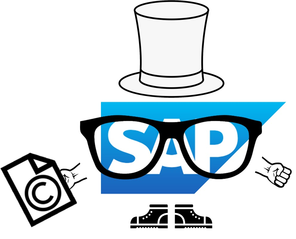 How to manage with copyright window in SAP sap guy
